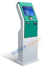 ZT2880-B00 15, 17, 19 inch Information & Queue Lobby Kiosk for Retail / Ordering / Payment