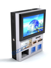 ZT2834-A00 Financial / Retail Mall Kiosk / Interactive Information Kiosk