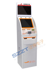 ZT2081 Multifunction Bill Payment & Ticket Vending Kiosk  with Dual Screen