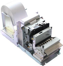 Full Automatic Bi-directional Industrial Kiosk Thermal Printer , ZTP76-F42 Reliable Dot-matrix Printer